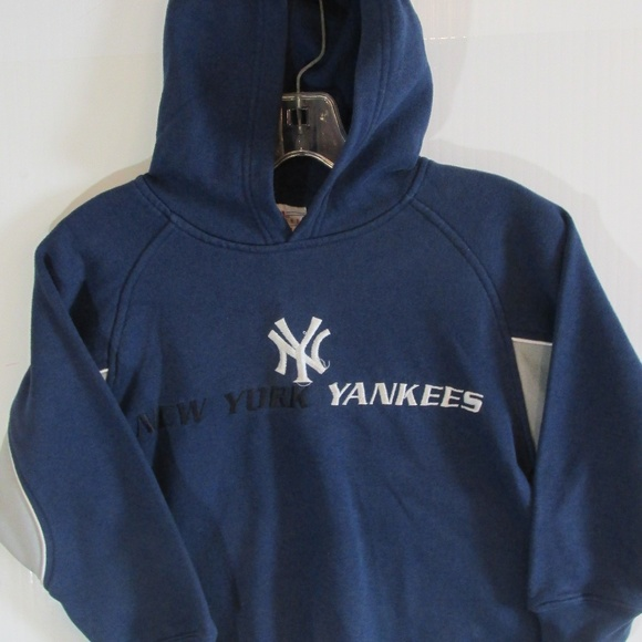 premium selection 6af1b 1798b NEW YORK YANKEES HOODIE YOUTH SIZE 8 BOY'S